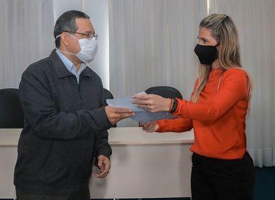 """Mazzoleni remueve a titular de Senepa y pone a """"hombre de confianza"""""""