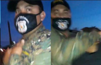 """Denuncia de agresión policial en Lima: """"Ya fuimos fusilados y alzados a la horca con ese vídeo"""""""