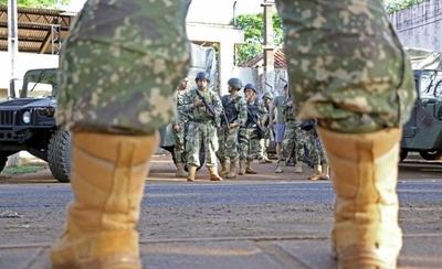 HOY / Paraguarí: suben a 71 los casos positivos relacionados al militar