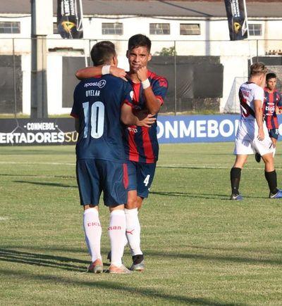 Ovelar, en la lista de apoyo de Cerro Porteño