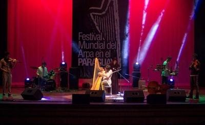 HOY / Homenaje al Día Mundial del Arpa Paraguaya, en Nde Rógape