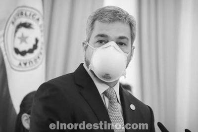 Presidente Marito pidió disculpas a los fronterizos e inauguró viviendas sociales en Paso Barreto y Horqueta