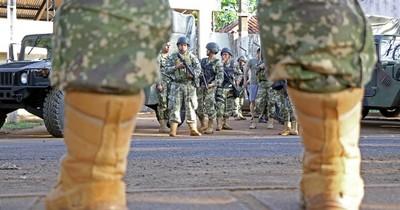 """Defensa de militar pedirá anulación de imputación: """"No sabía que tenía COVID-19"""""""