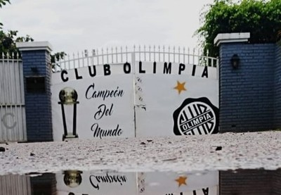 Los primeros en llegar a Villa Olimpia