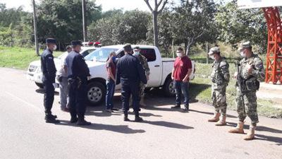 Abogada dijo que militar de San Roque González no violó la cuarentena