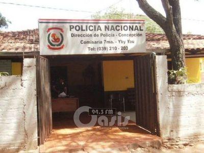 Yby Yaú: Camioneta de Hacienda protagonizó accidente y dejó un fallecido