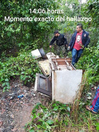 Radio Oasis clave para el hallazgo de cadáver del ganadero