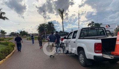 Equipo especial de Migraciones refuerza la línea fronteriza entre Pedro Juan y Ponta Porã