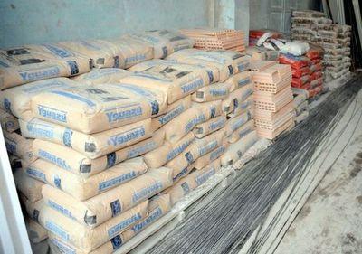 Escasea el cemento y el precio sube