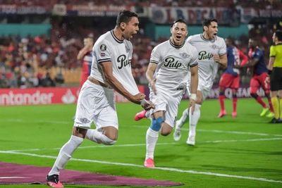 Un efectivo Libertad vence al DIM y es líder en la Copa Libertadores