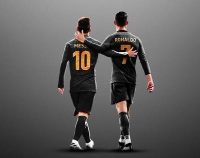 Messi y Cristiano, de nuevo a escena
