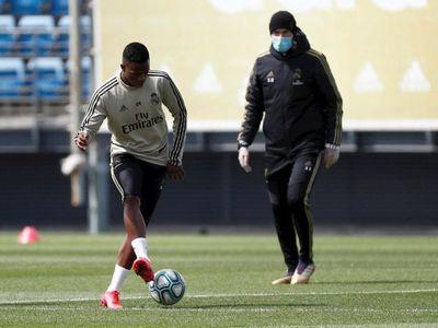 Zidane insiste en el trabajo táctico