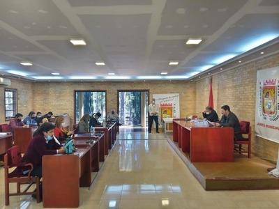 Concejales FRENAN otro NEGOCIADO de Prieto con ALMUERZO escolar convertido en KITS
