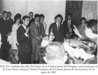 JCI San Lorenzo cumple 53 años de fructífera vida institucional