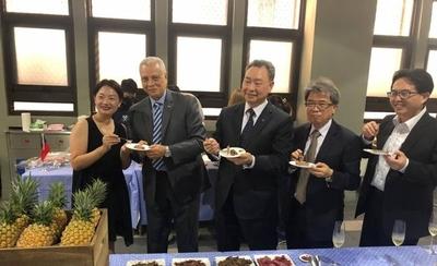 HOY /  Seis toneladas de carne paraguaya llegaron a Taiwán