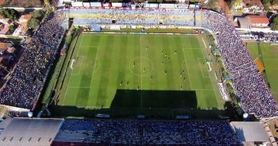 Millones para reparar el estadio