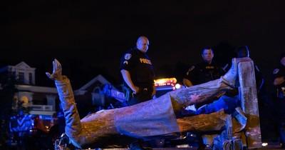 Derribadas, decapitadas o vandalizadas: cinco estatuas polémicas