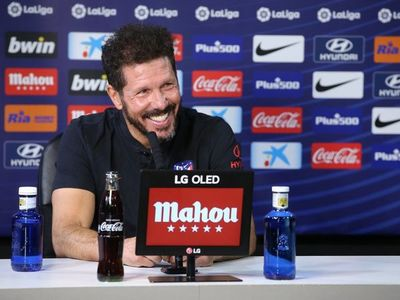 "Simeone: ""Me preocupa todo, entramos en algo desconocido"""