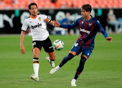 Los goles de Valencia 1-1 Levante