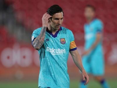 Lionel Messi vuelve con su acostumbrada genialidad