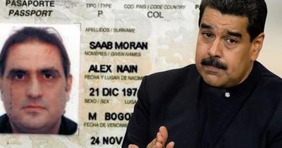 Arrestan al colombiano Alex Saab, acusado por EEUU de lavar dinero de Venezuela