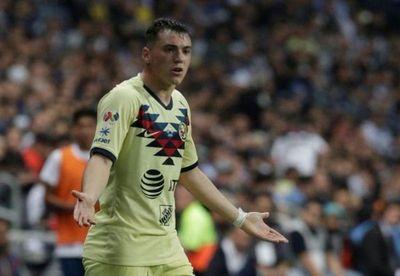 América de México contrata a delantero uruguayo Viñas hasta 2024