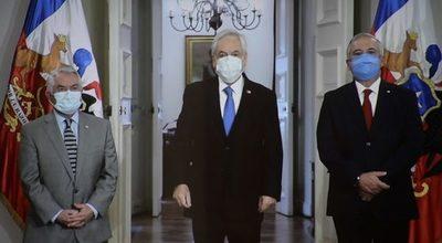 Chile mintió en su cifra de fallecidos y cambió a su ministro de salud