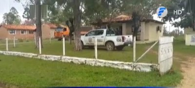 Asalto, toma de rehén y presunto abuso en Caaguazú