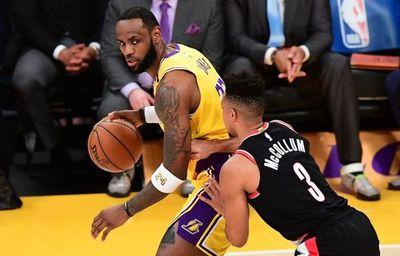 NBA: test cada dos días desde el 23 de junio