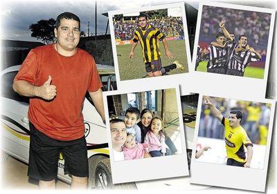 """""""Mágico"""" goleador, símbolo de Libertad"""