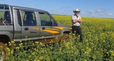 Raptan a agricultor en Caazapá · Radio Monumental 1080 AM
