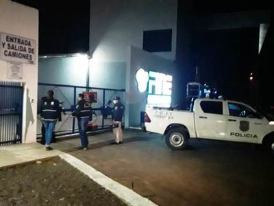Asaltan una fábrica y un comercio en Itauguá • Luque Noticias