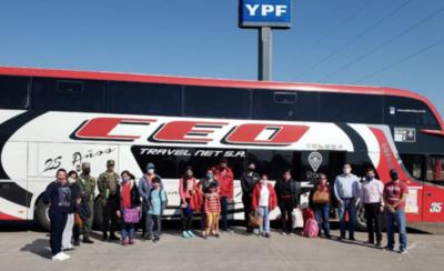HOY / Cifra de connacionales que regresaron a Paraguay orilla los siete mil