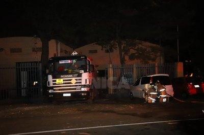 Explosión en tinglado deja un muerto y varios heridos