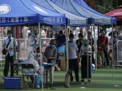 La OMS confirma rebrote viral en China con más de 100 contagios