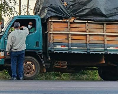 """Agente """"MAU"""" de la COIA es """"CAMPANA"""" de contrabandistas"""