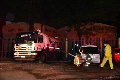 Pared mató a menor durante explosión en Villa Elisa · Radio Monumental 1080 AM