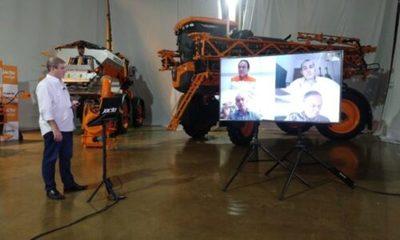 » Jacto promovió feria digital exclusiva para el mercado paraguayo