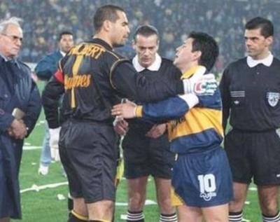 A 24 años del doblete de Chilavert ante Boca