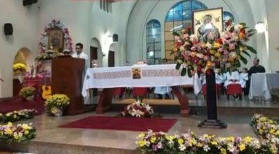 Festejos patronales de la Virgen del Perpetuo Socorro  inician este miércoles 17