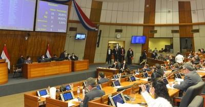 Diputados aprueban con modificaciones proyecto de tope salarial sin afectar a binacionales