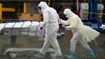Predicen que EE.UU. superará en octubre los 200.000 fallecidos por COVID-19