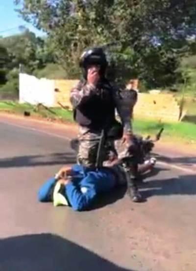 Ex convicto detenido por Lince en Ycuá Duré posee frondosos antecedentes • Luque Noticias