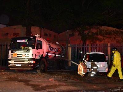 Dueño del taller donde hubo explosión fue imputado por homicidio culposo