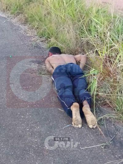 Identificaron cadáver de hombre hallado camino a Bella Vista Norte