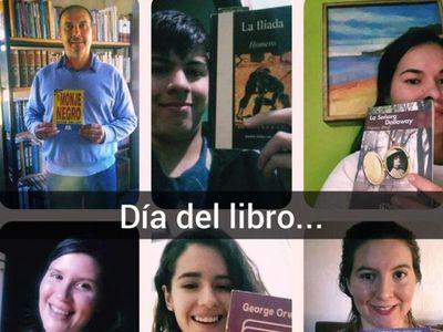 Grupo literario  se hace camino en la formación de nuevos escritores