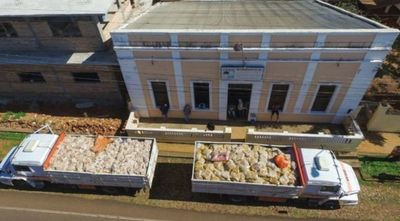 Intendente de San Roque rompe cuarentena por asistir a un acto protocolar