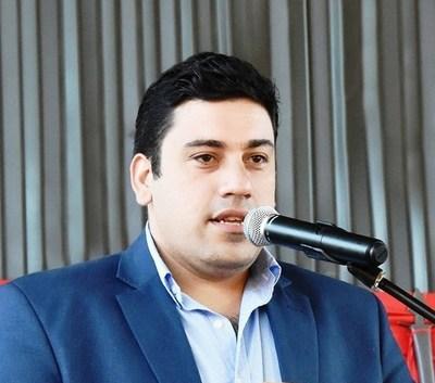 Diego Romero, nuevo presidente de la Cooperativa Luque • Luque Noticias