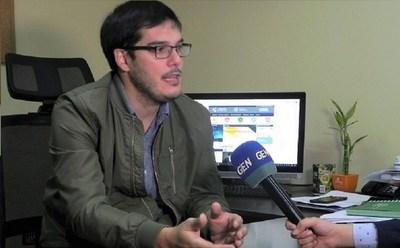 """Guillermo Sequera: """"Si hay que cerrar Lambaré, podría cerrar todo Central"""""""