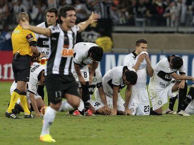 La final del 2013 no se debió jugar, según Almeida